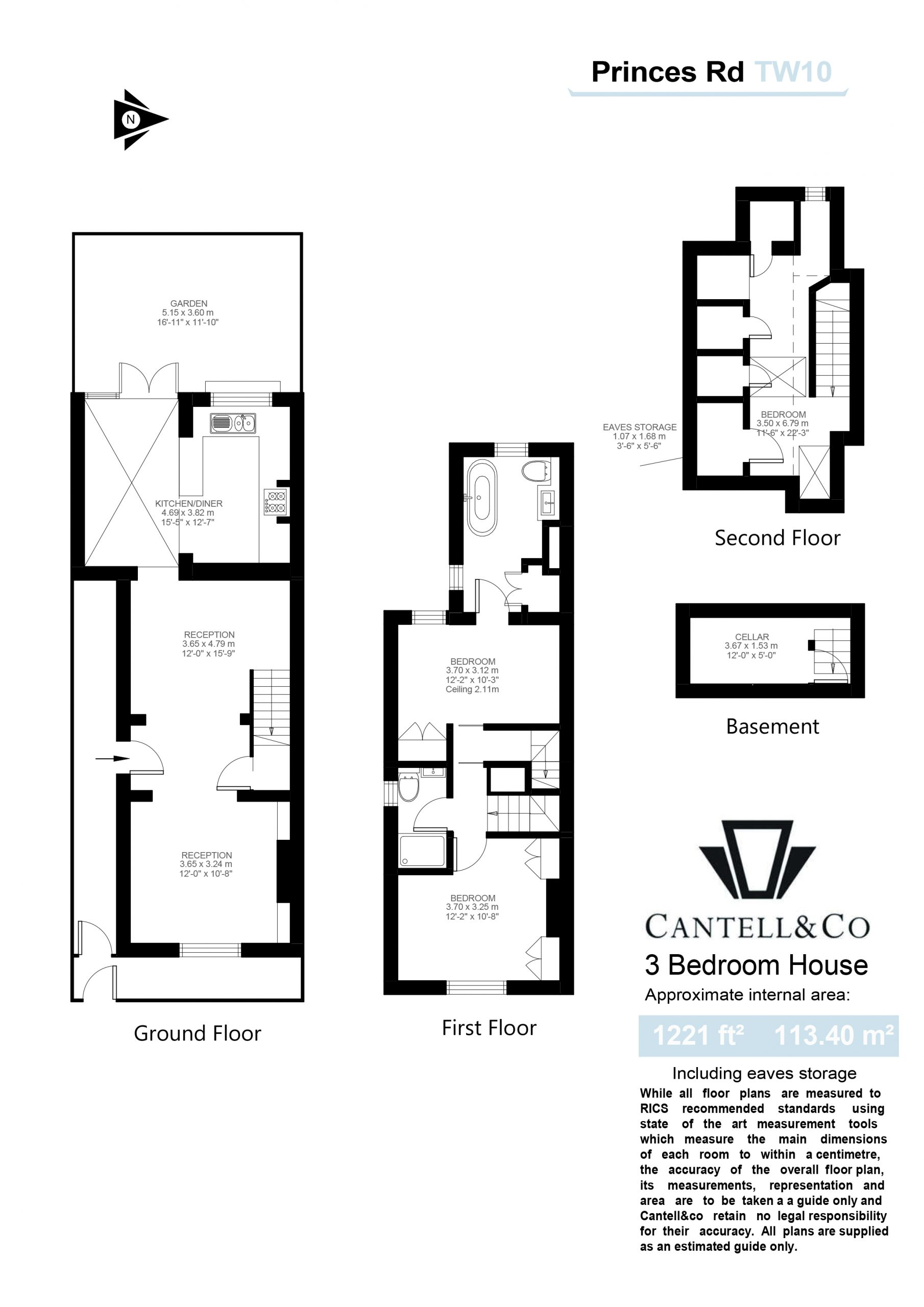 43 Princes Rd floorplan