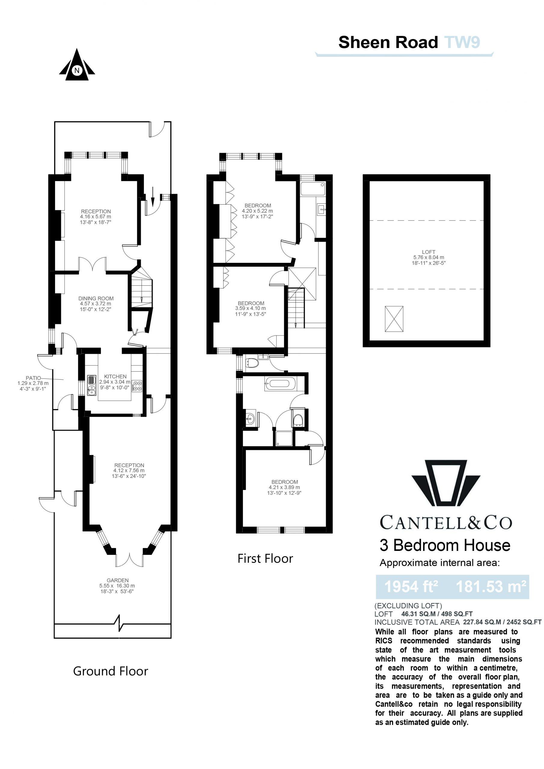 New floor plan 13.07.2021